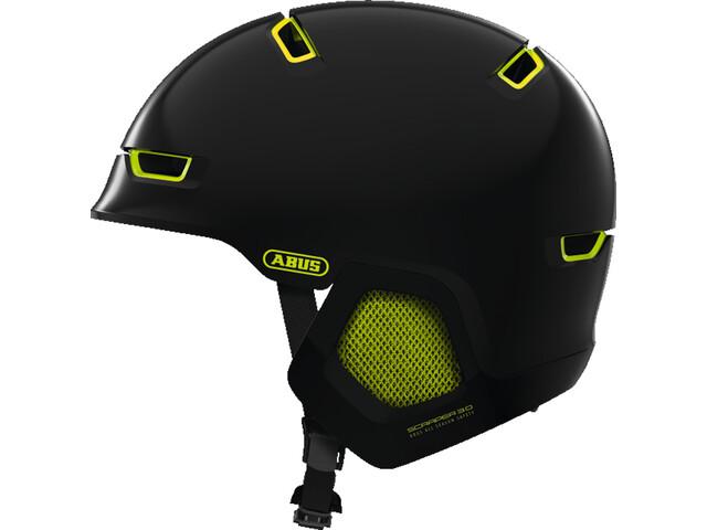 ABUS Scraper 3.0 ERA - Casco de bicicleta - verde/negro